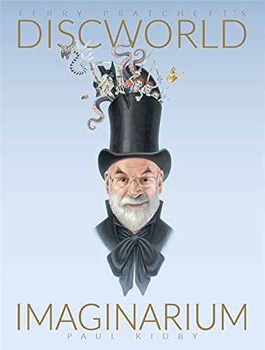 Terry Pratchett's Discworld Imaginarium from Gollancz