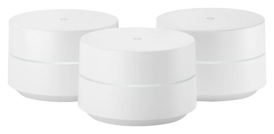 Google Wi-Fi Whole Home System - Triple Pack from Google