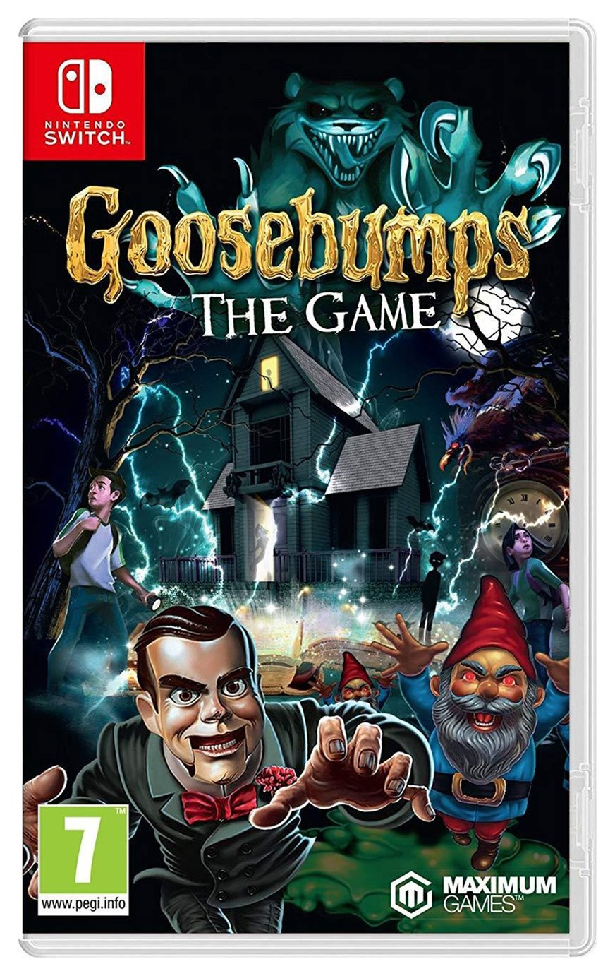 Goosebumps: The Game Nintendo Switch Game from Goosebumps