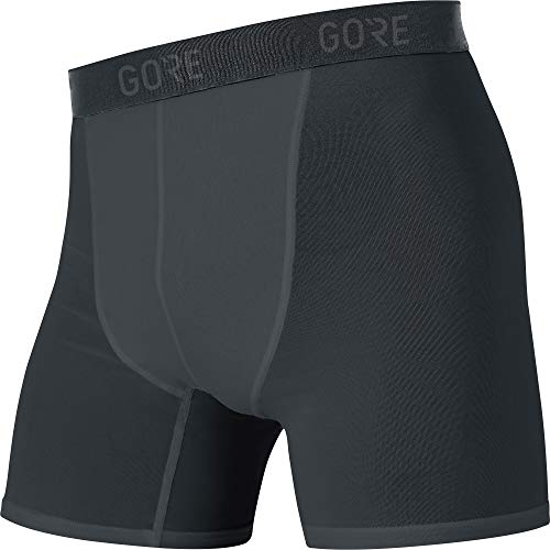 GORE WEAR M Men's Boxer Shorts, M, Black from GORE WEAR