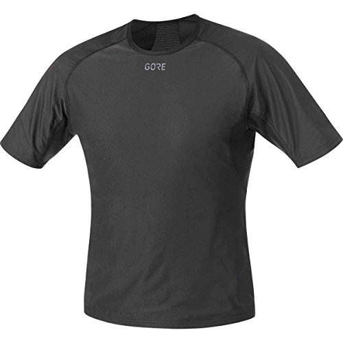 GORE WEAR Men M WINDSTOPPER Base Layer Shirt black X-Large 100024 from GORE WEAR