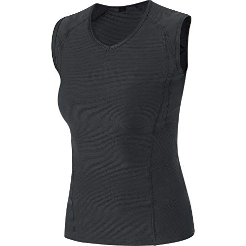GORE WEAR Women M Base Layer Sleeveless Shirt black 40 100017 from GORE WEAR
