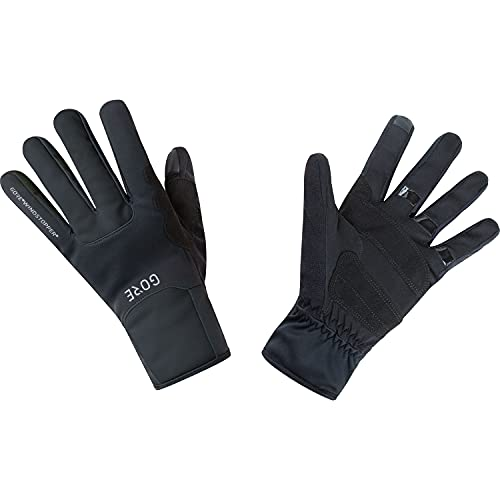 Gore Wear Men's Windstopper Thermo Gloves - Black, Size: 11 from GORE WEAR