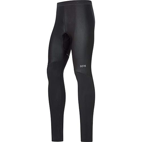 GORE WEAR Men R3 Partial WINDSTOPPER Tights black Small 100289 from GORE WEAR