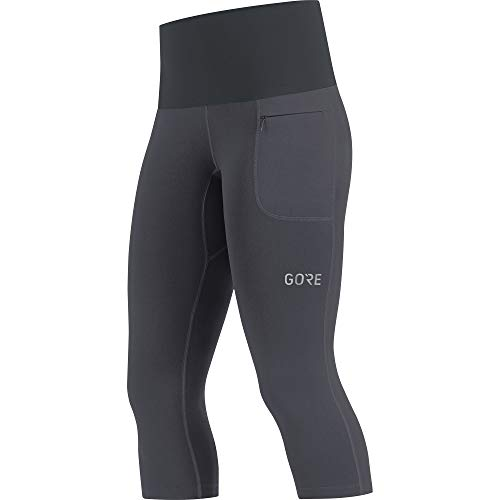 GORE WEAR Women R5 3/4 Tights terra grey/black 40 100007 from GORE WEAR