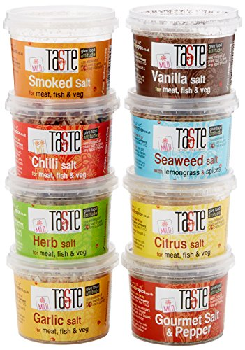 Gourmet Spice Company Essential Salt Collection from Gourmet Spice Company