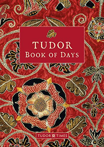 Tudor Book of Days Perpetual Diary from Graffeg Limited