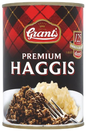Grants Haggis 392 g (Pack of 6) from Grants