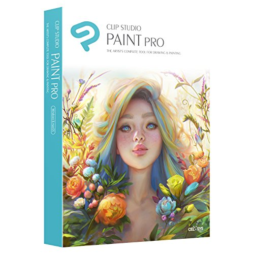 CLIP STUDIO PAINT PRO - NEW Branding - for Microsoft Windows and MacOS from Graphixly