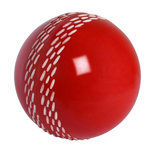 GRAY-NICOLLS Velocity Cricket Ball, Red, One Size from Gray-Nicolls