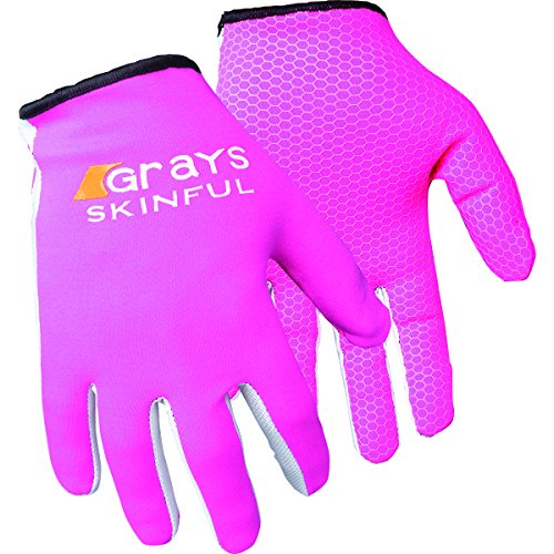 Grays Unisex Skinful Gloves, Pink/White, Medium from Grays
