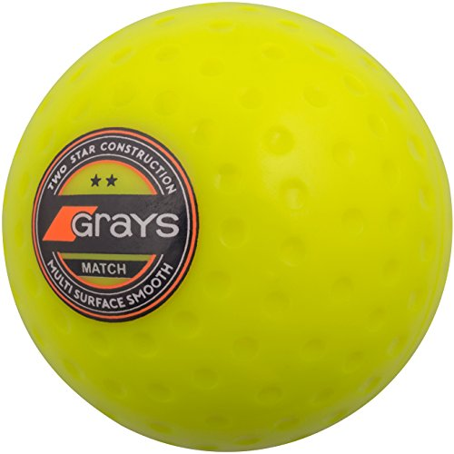 GRAYS Match Hockey Ball , Yellow from Grays