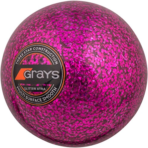 GRAYS Unisex's Glitter Xtra Ball, Pink, 5.5 oz from GRAYS