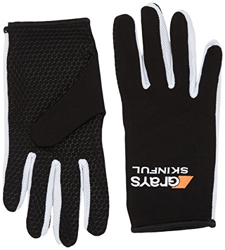 GRAYS Unisex's Skinful Gloves-Black, Medium from GRAYS