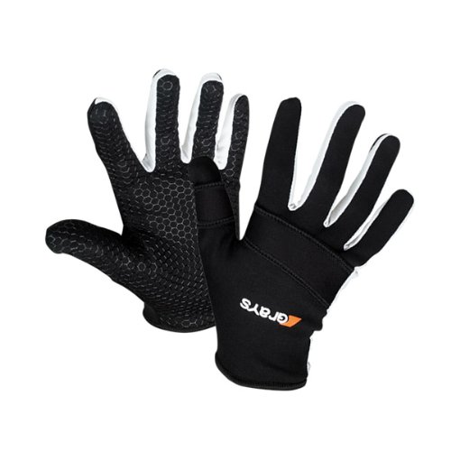 Grays Skinful Hockey Gloves (Pair,Black,X Small) from Grays