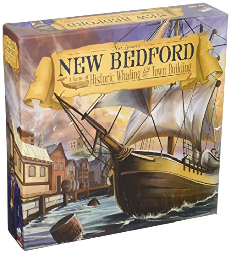 New Bedford Base Board Game from Greater Than Games