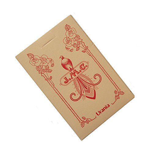 Red Owl Fortune Telling Tarot by Mlle Lenormand, 36 Cards Deck with English Instructions from Green Cross Toad
