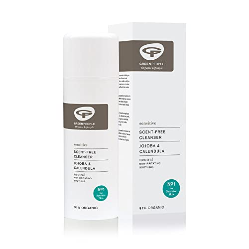 Green People Neutral/Scent Free Cleanser 150ml from Green People