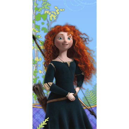 Disney'S Brave Tablecover from Green