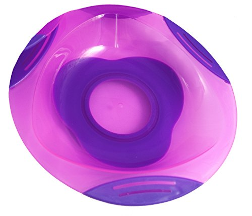 Griptight - Baby Toddler Deep Suction Base Plate (Pink/Purple) from Griptight