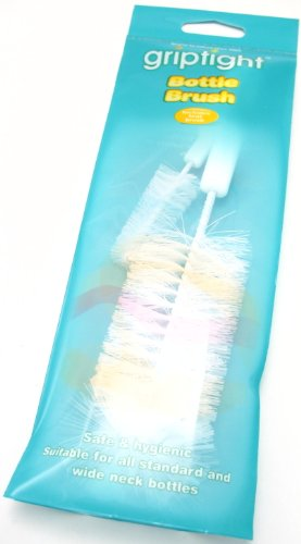 Griptight - Bottle Cleaning Brush and Teat Cleaning Brush from Griptight