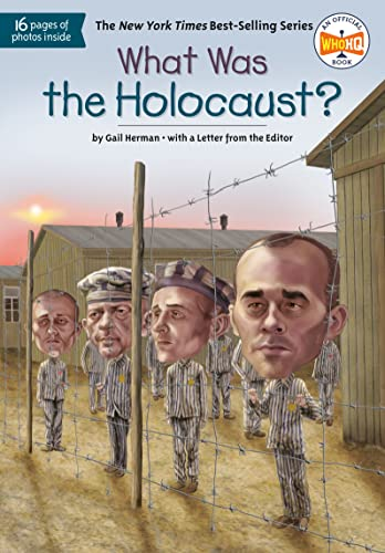What Was the Holocaust? from Grosset & Dunlap