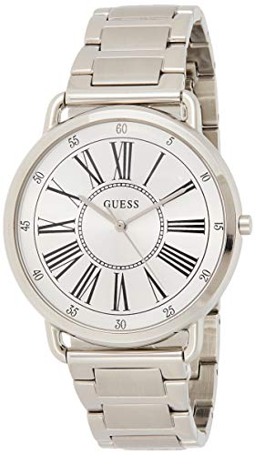Guess Women's Analogue Quartz Watch with Stainless Steel Strap W1149L1 from GUESS