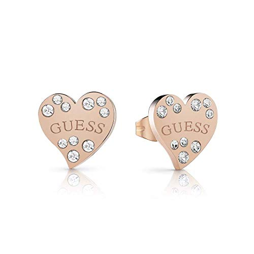 Guess women Stainless Steel Cubic Zirconia earrings from Guess
