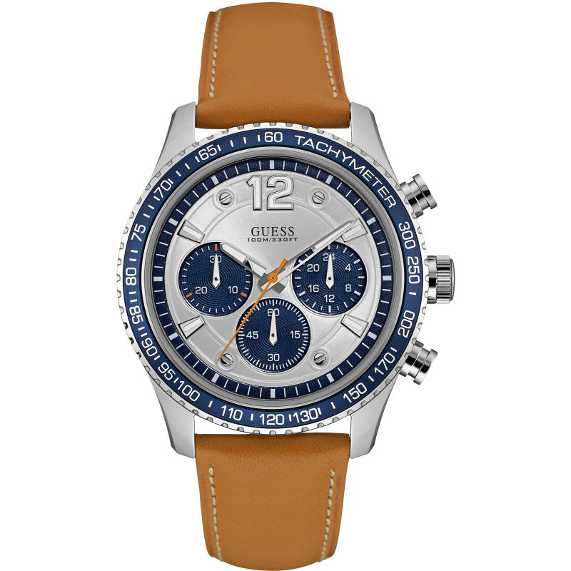 Mens Guess Fleet Chronograph Watch from Guess