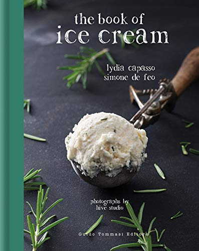 The Book of Ice Cream from Guido Tommasi Editore