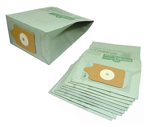 20 Pack - Numatic Henry Hoover Vacuum Cleaner Double Layer Paper Dust Bags from Guilty Gadgets ®