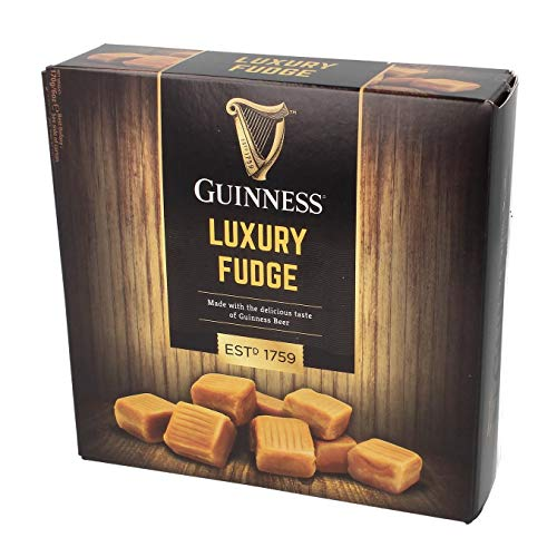 Guinness Luxury Fudge Box - 170gm from Guinness Official Merchandise