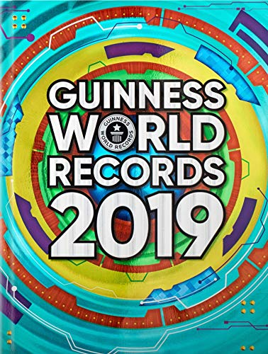 Guinness World Records 2019 from Guinness World Records