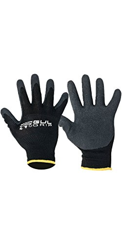 Gul Evogrip Latex Palm Kayak or Kayaking - Gloves - Adults Unisex - FINE WRINKLE PALM: Latex palm ultimate grip and durability from Gul