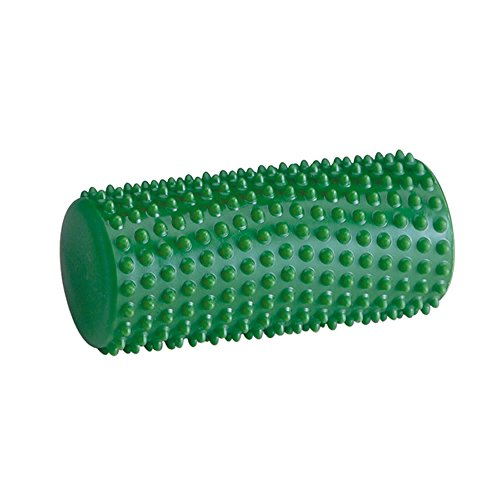 Gymnic Spikey Activ Massage Roller - Relaxes Muscles, Firm, Improves Circulation from Gymnic