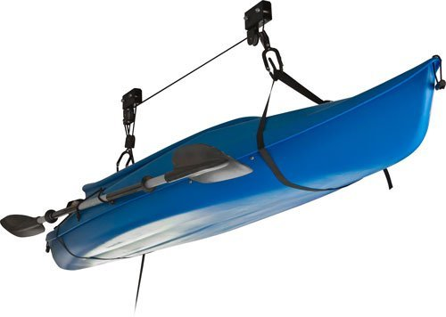 H2o Canoe,Kayak, Bike Lift Storage Hoist System  Heavy Duty Includes Instructions from H2o Kayaks