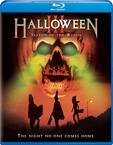 Halloween 3: Season of the Witch Region 1 US Import [Blu-ray] [2015] from Universal Studios