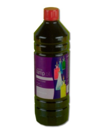 1litre Pure clear High Quality indoor Lamp oil for indoor oil burning lanterns. Clean burning for use inside from HDIUK
