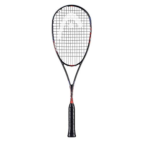 HEAD Graphene Touch Radical 135 Slimbody AFP Squash Racquet, Pre-Strung Light Balance Racket from HEAD