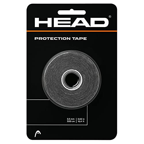 HEAD Unisex's New Protection Tape-Multi-Colour/Black, 5 m from HEAD