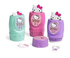 HELLO KITTY Stampers ALL 3 INCLUDED from HELLO KITTY