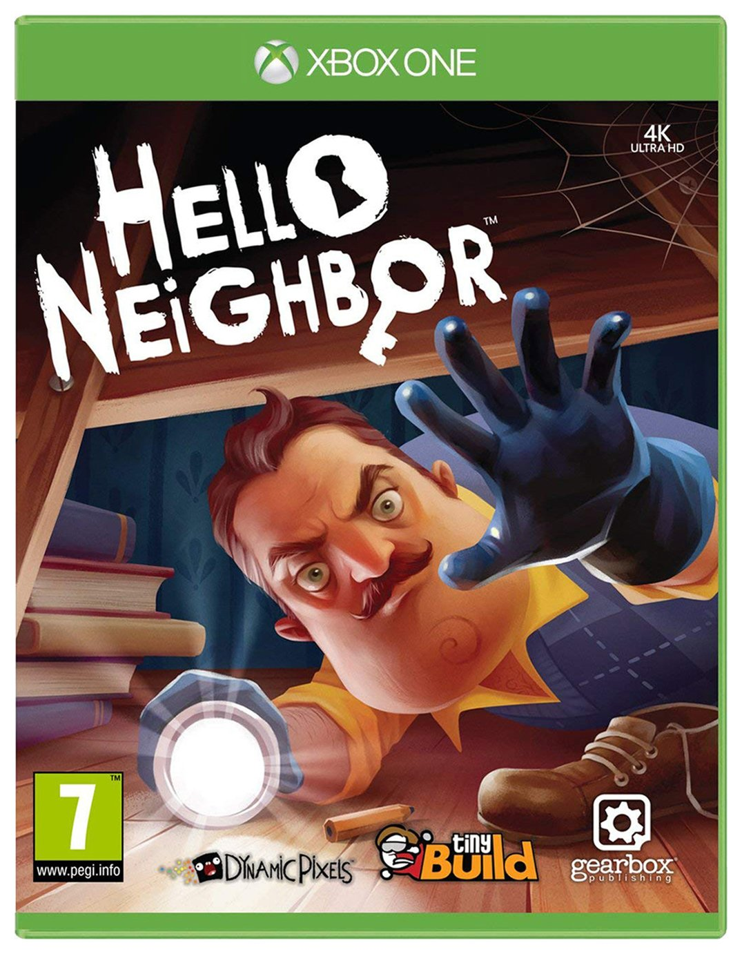 Hello Neighbor Xbox One Game from HELLO NEIGHBOUR