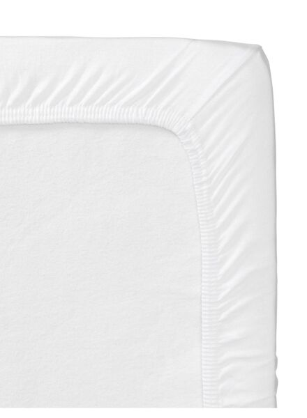 HEMA 2-pack Cradle Fitted Sheets 40 X 80 Cm (white) from HEMA