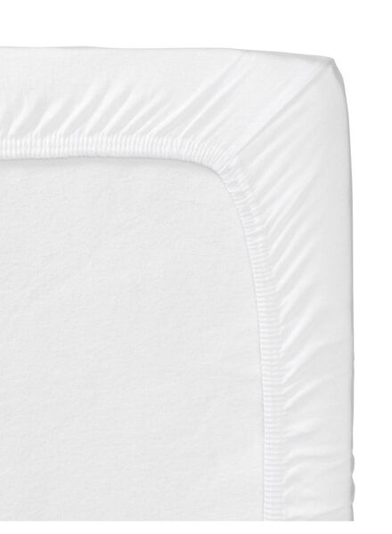 HEMA 2-pack Crib Fitted Sheets 60 X 120 Cm (white) from HEMA