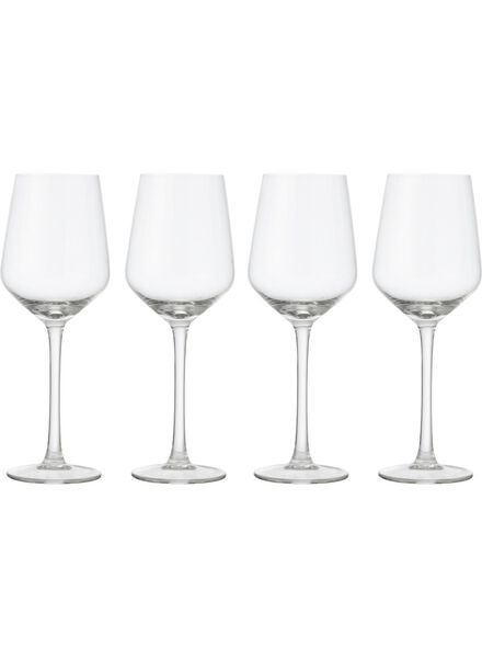 HEMA 4-pack White Wine Glasses 350ml from HEMA