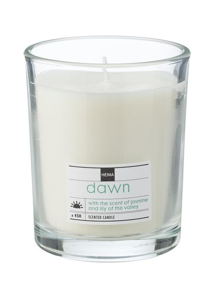 HEMA Aromatic Candle In Glass Dawn from HEMA
