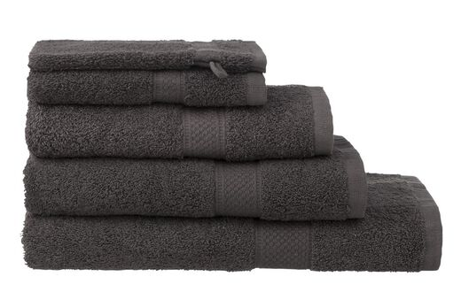 HEMA Towels - Heavy Quality Dark Grey (dark grey) from HEMA