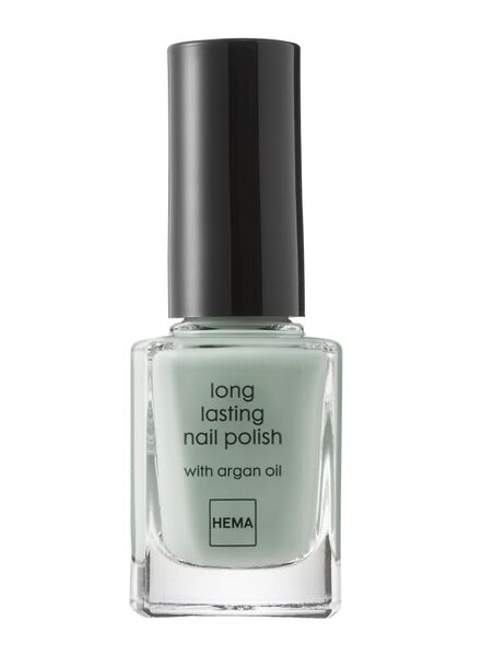 HEMA Long-lasting Nail Polish (light green) from HEMA