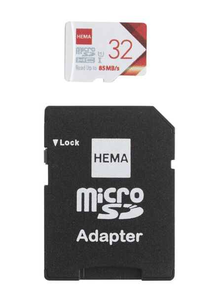 HEMA Micro SD Memory Card 32GB from HEMA