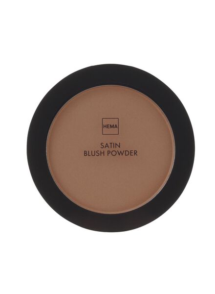 HEMA Satin Blush Powder Brutal Brown from HEMA